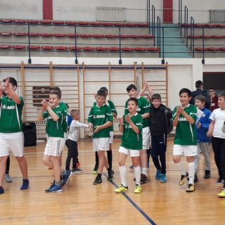 Kijevo I pobjednik Uskrsnog Futsal Cup-a Knin 2019 U-12gall-0