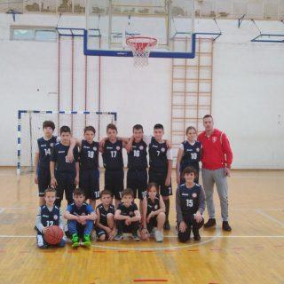 Treća pobjeda zaredom Košarkaškog kluba Kningall-0