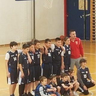 Treća pobjeda zaredom Košarkaškog kluba Kningall-1