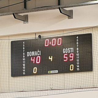 Dvije pobjede Košarkaškog kluba Knin u Šibenikugall-1