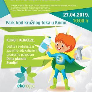 Sutra od 10 do 12h u parku – zabavni program za djecu u povodu Dana planeta Zemljegall-2