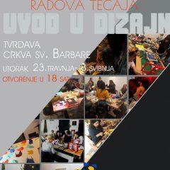 Foto: Završio Zoričićev tečaj o dizajnu; U utorak izložbagall-16