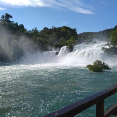 NP Krka: Raskoš vode na slapovima rijeke Krkegall-1
