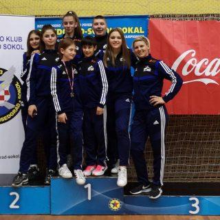 Tvornica talenata: DIV Knin dobio i petog člana Hrvatske reprezentacije; Grbavac i Jakovljević zlatnegall-2