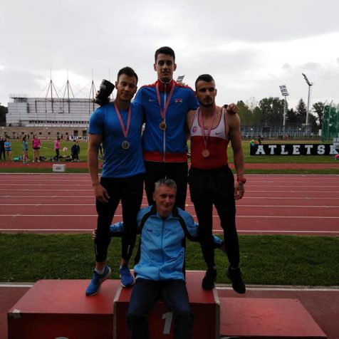 Novi rekord na 100 metara Marka Čeke: U Zagrebu istrčao dionicu za 10,89 sekundigall-0