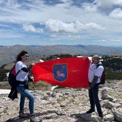 Marko Jelić, Milan Bandić i Josipa Rimac na Dinarigall-9