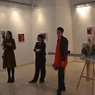 """Otvorena izložba Katarine Urem """"Boja""""gall-4"""