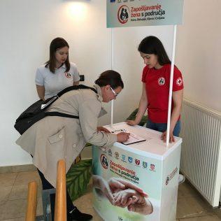 """Crveni križ: U godinu dana projekta """"Zaželi"""" pruženo 82 tisuće usluga za 200 korisnikagall-3"""