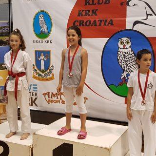 Eberhart pobijedio državnog prvaka na Karate Kupu Krkagall-1