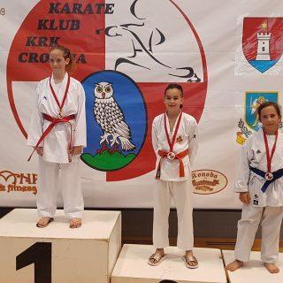 Eberhart pobijedio državnog prvaka na Karate Kupu Krkagall-2