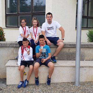 Eberhart pobijedio državnog prvaka na Karate Kupu Krkagall-4
