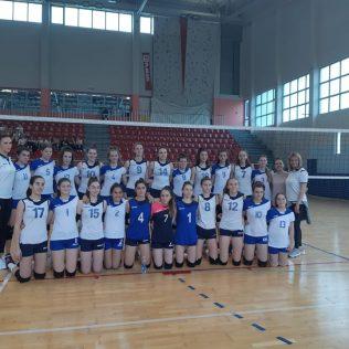 Kninske odbojkašice 10. u konkurenciji 20 ekipa na jakom međunarodnom turniru u Makarskojgall-2