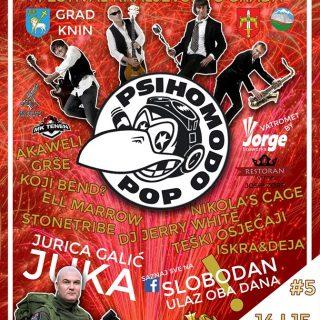Danas i sutra na tvrđavi King Fest; Psihomodo pop večeras točno u ponoćgall-0