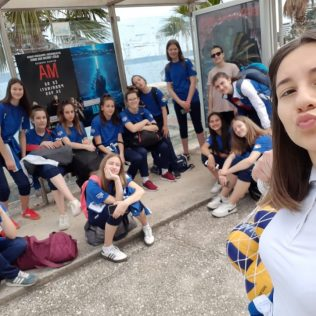 Kninske odbojkašice 10. u konkurenciji 20 ekipa na jakom međunarodnom turniru u Makarskojgall-3