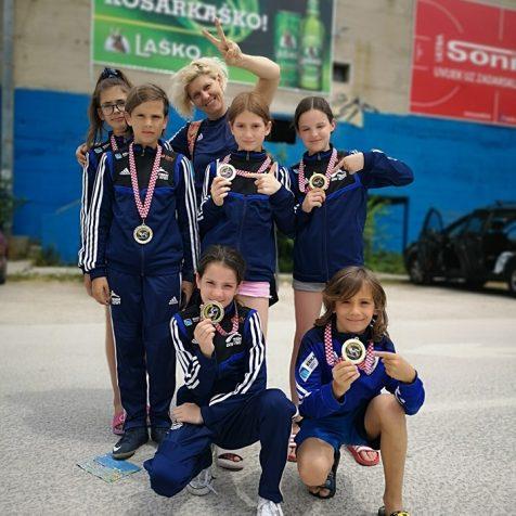 Šest zlata DIV-ovaca na Zadar Openugall-1