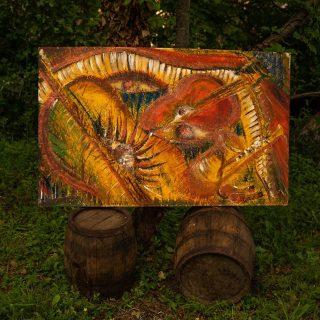 Prodajna izložba slika Amande Tice na GRR Festu; Priuštite si vrijednu sliku!gall-8