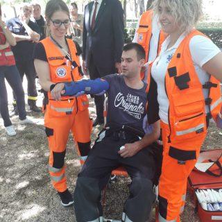 Održana vježba evakuacije i spašavanja u prostorijama Gradske upravegall-3
