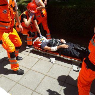 Održana vježba evakuacije i spašavanja u prostorijama Gradske upravegall-0