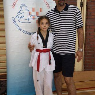 Četiri nova majstora u taekwondo klubu DIV KNINgall-5