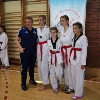Četiri nova majstora u taekwondo klubu DIV KNINgall-2