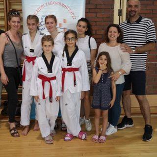 Četiri nova majstora u taekwondo klubu DIV KNINgall-0