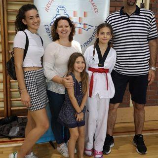 Četiri nova majstora u taekwondo klubu DIV KNINgall-4