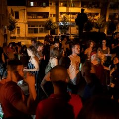 Postaje li Marulićev trg centar ljetnih koncertnih zbivanja? Pogledajte fotke – kako je bilo sinoćgall-7