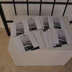 """Na tvrđavi otvorena izložba grafika """"Tragovima kamenja""""gall-10"""