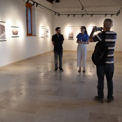 """Na tvrđavi otvorena izložba grafika """"Tragovima kamenja""""gall-4"""