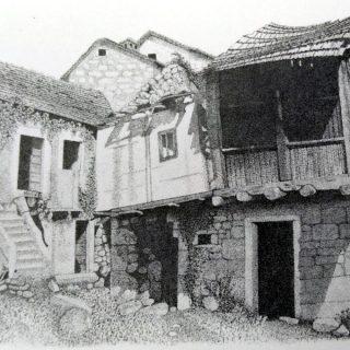U petak na tvrđavi izložba crteža Špire Dmitrovića: Biskupija – 330 godina poslijegall-2