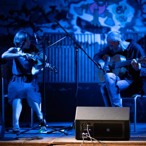 Nadrealno: Večeras u Ivoševcima svira Urban & 4, a u Kistanjama Miroslav Tadić i Yvette Holzwarthgall-1