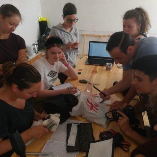NP Krka: Međunarodni kamp studenatagall-4