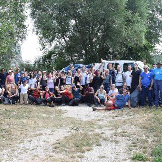 NP Krka: Međunarodni kamp studenatagall-0