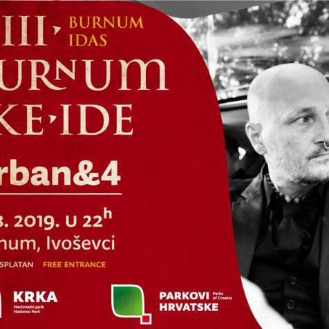 Nadrealno: Večeras u Ivoševcima svira Urban & 4, a u Kistanjama Miroslav Tadić i Yvette Holzwarthgall-0