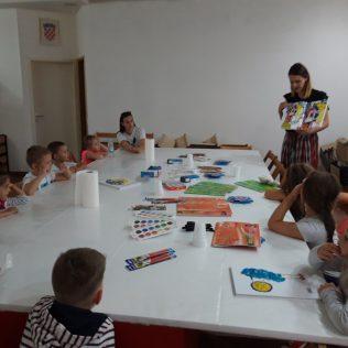 Foto: Održano predstavljanje slikovnice i otvorena izložba instalacijagall-4