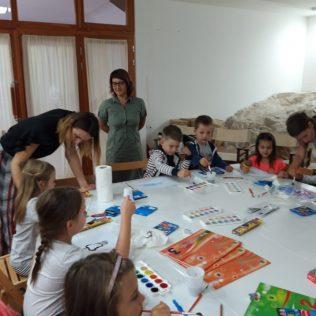 Foto: Održano predstavljanje slikovnice i otvorena izložba instalacijagall-5