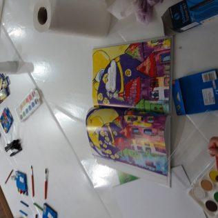 Foto: Održano predstavljanje slikovnice i otvorena izložba instalacijagall-9