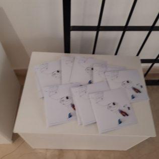 Foto: Održano predstavljanje slikovnice i otvorena izložba instalacijagall-17