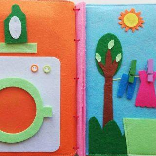 Pogledajte tihe knjige za djecu koje izrađuje mlada Kninjanka Slađana Sovićgall-2