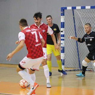 Pobjeda MNK Knina; U subotu igraju za finale Županijskog kupagall-2