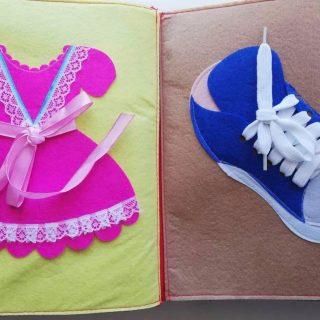 Pogledajte tihe knjige za djecu koje izrađuje mlada Kninjanka Slađana Sovićgall-0