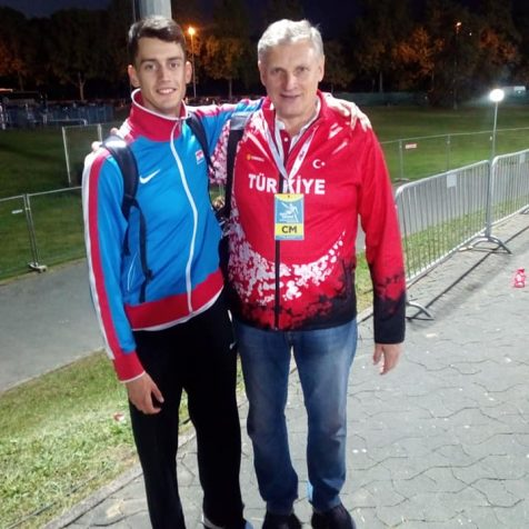 Hanžek: Marko Čeko treći na 100 metara u Nacionalnoj utrci, Lara Jelić druga na 60 metara u konkurenciji 3. razredagall-1