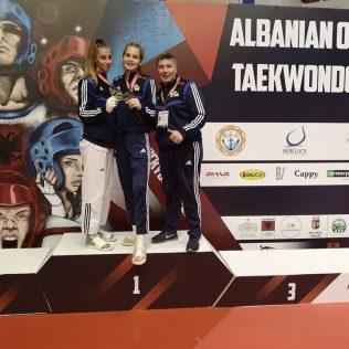 Albania Open: Jakovljević zlatna, Batić brončanagall-2