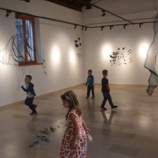 Foto: Održano predstavljanje slikovnice i otvorena izložba instalacijagall-14