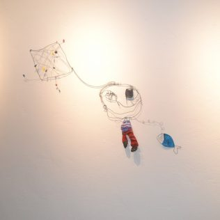Foto: Održano predstavljanje slikovnice i otvorena izložba instalacijagall-11