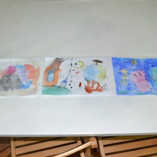 Foto: Održano predstavljanje slikovnice i otvorena izložba instalacijagall-10