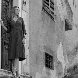"Foto session: ""U starom Kninu""; Model: Slađana Sovićgall-0"