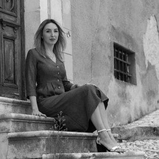 "Foto session: ""U starom Kninu""; Model: Slađana Sovićgall-1"