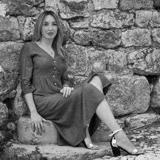 "Foto session: ""U starom Kninu""; Model: Slađana Sovićgall-5"