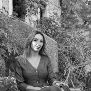 "Foto session: ""U starom Kninu""; Model: Slađana Sovićgall-12"